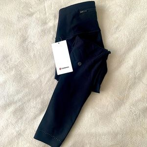"""*BRAND NEW* Lululemon Zoned In Tights 27"""""""